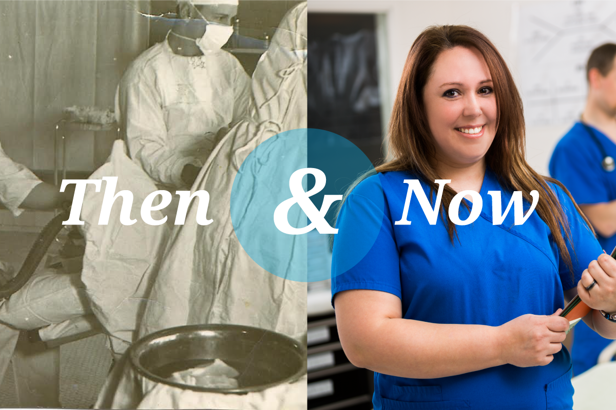 Facts About Nurses Then And Now
