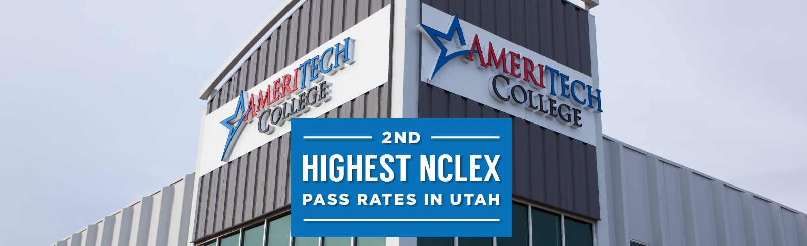 NCLEX Pass Rates at Ameritech