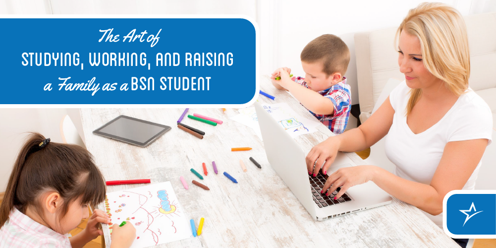 raising-a-family-bsn-student-working