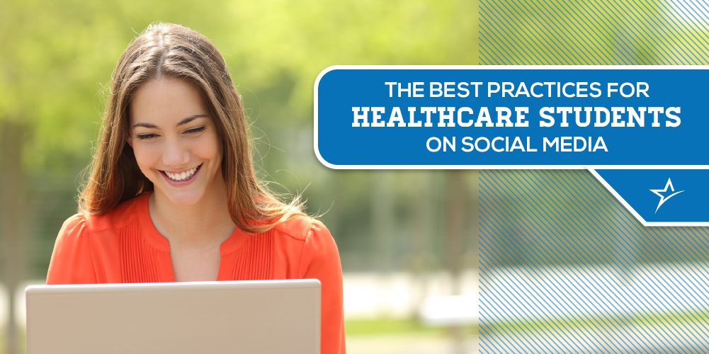 Social media best practices for healthcare students