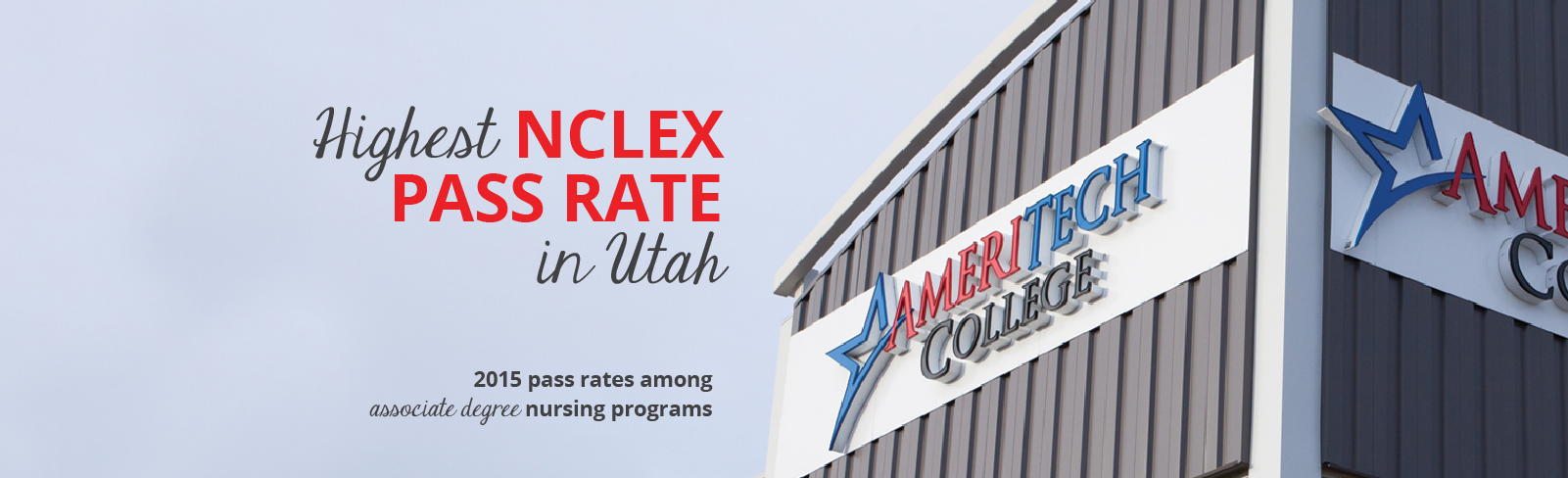Nursing School Has Some of Utah's Highest NCLEX Pass Rates