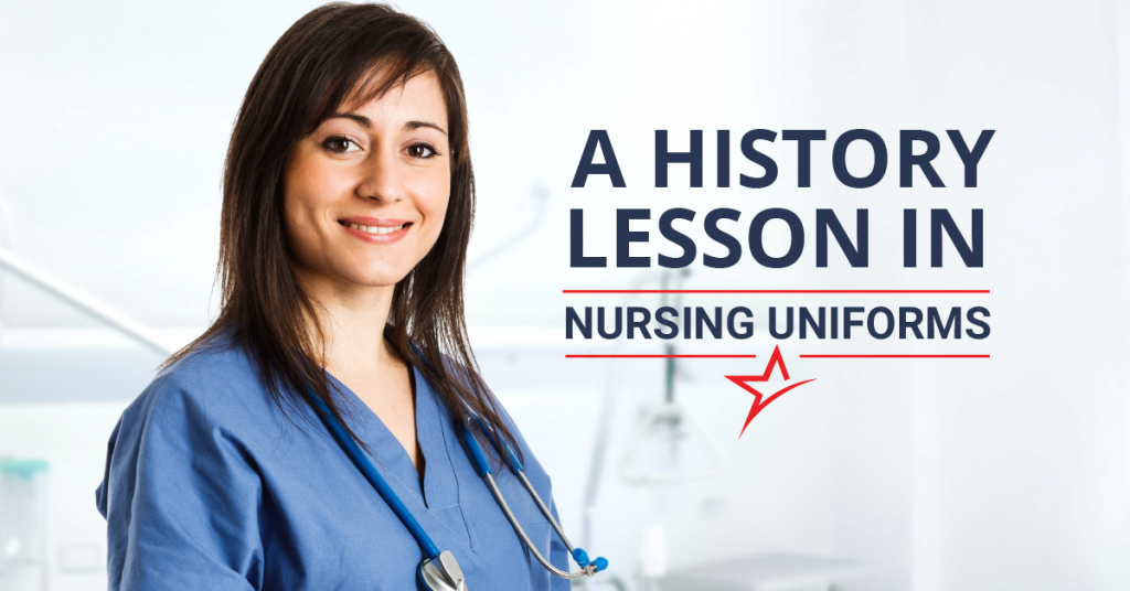 A look at the nursing uniform throughout time