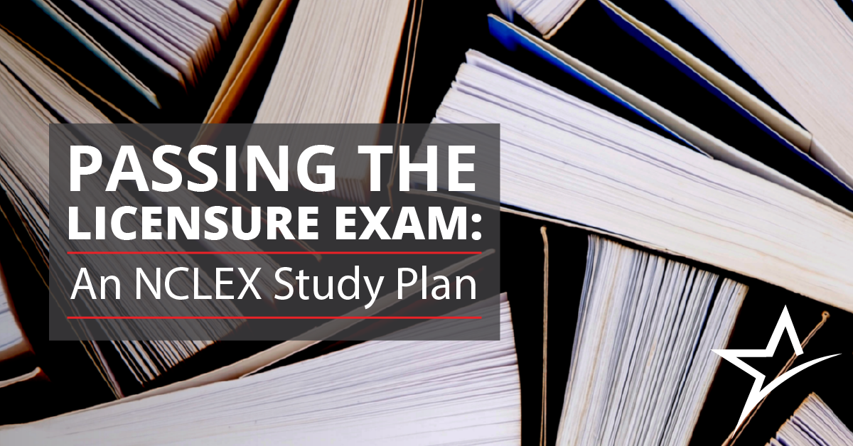 Subjects to study for nclex