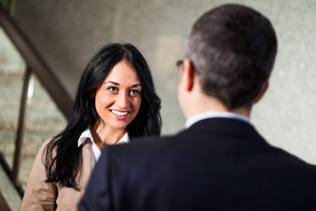 A solid elevator pitch lets people know your professional goals