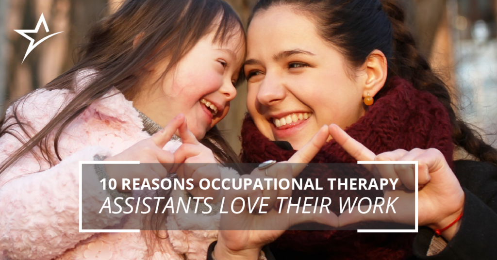 10 reasons OTAs love their work