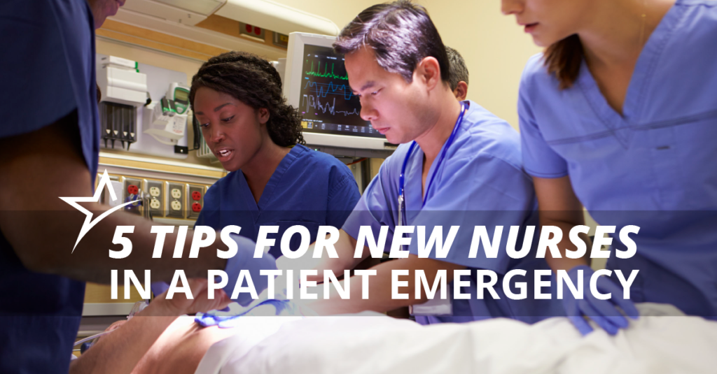 5 Tips for New Nurses in a Patient Emergency | Ameritech