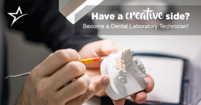 It Takes a Lot of Creativity to be a Dental Lab Tech