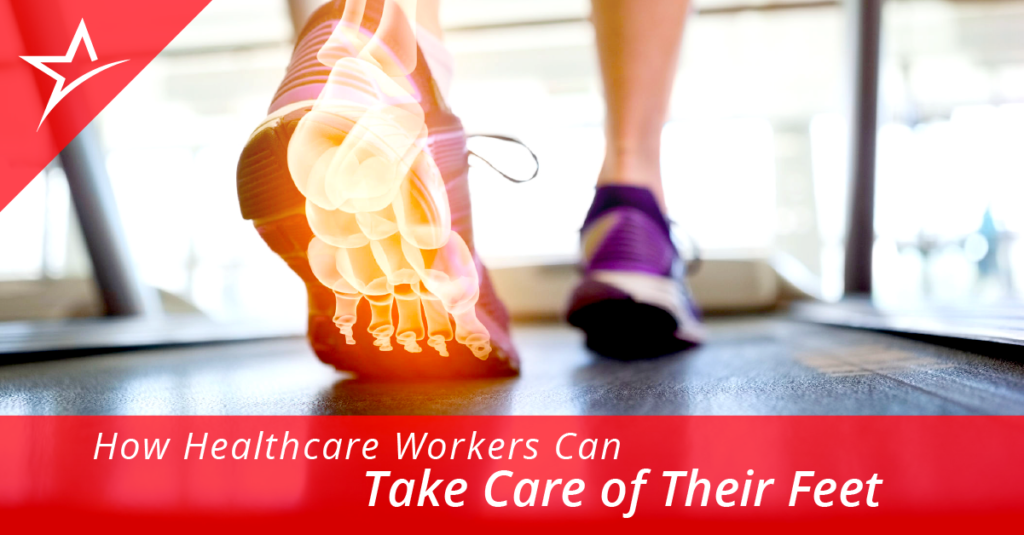 Tips For Happy Foot Health For Healthcare Workers - Happy feet flooring utah