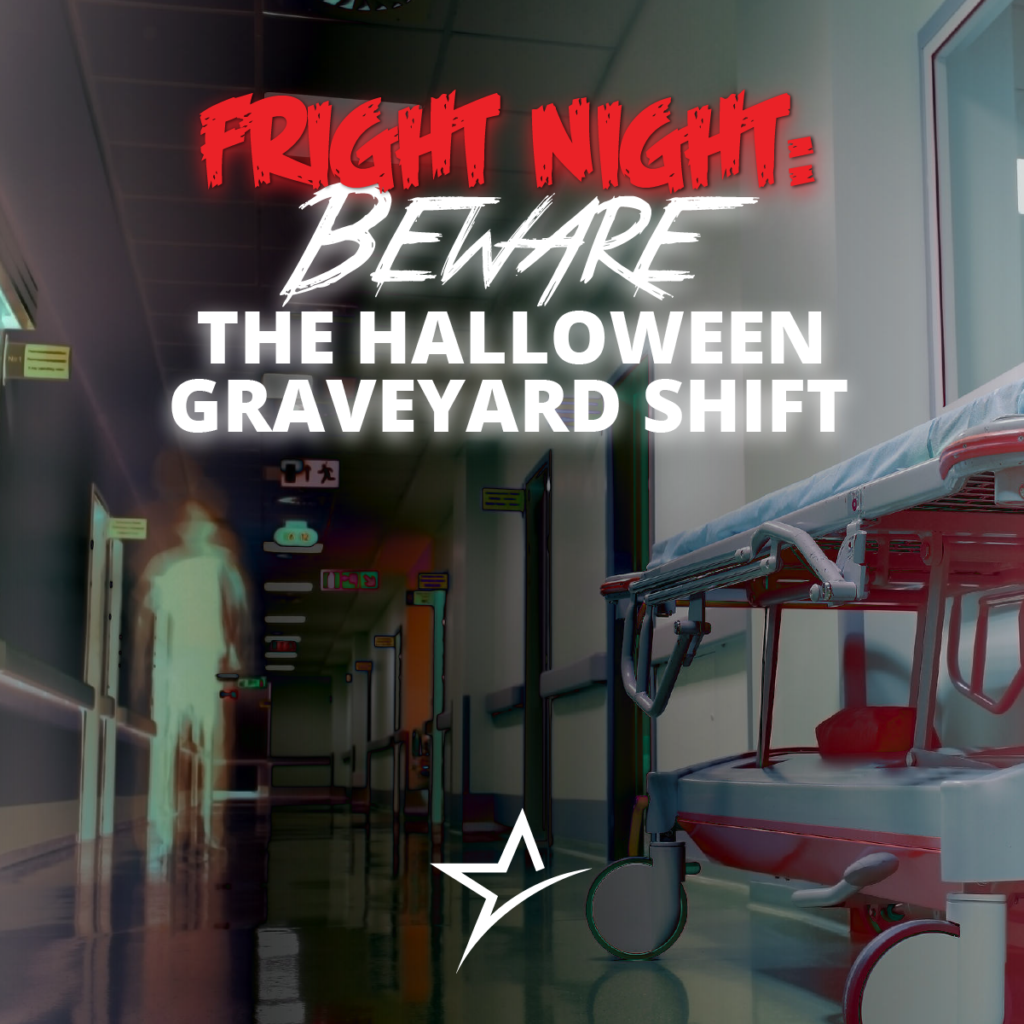 What Nurses Should Look for on Halloween Night