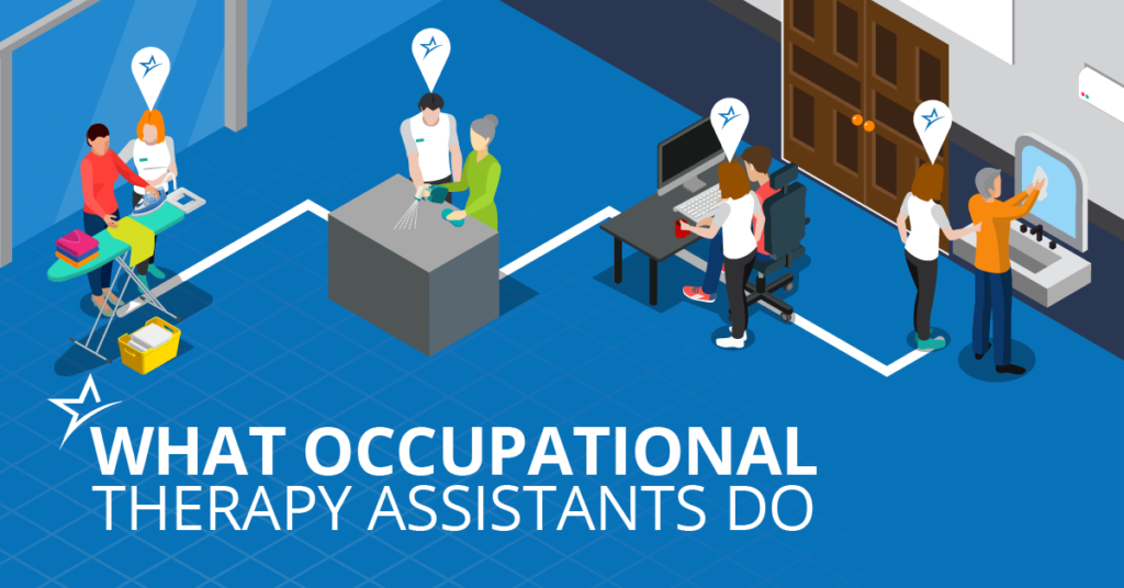 Occupational therapy assistants are in demand. Find out what exactly they do.