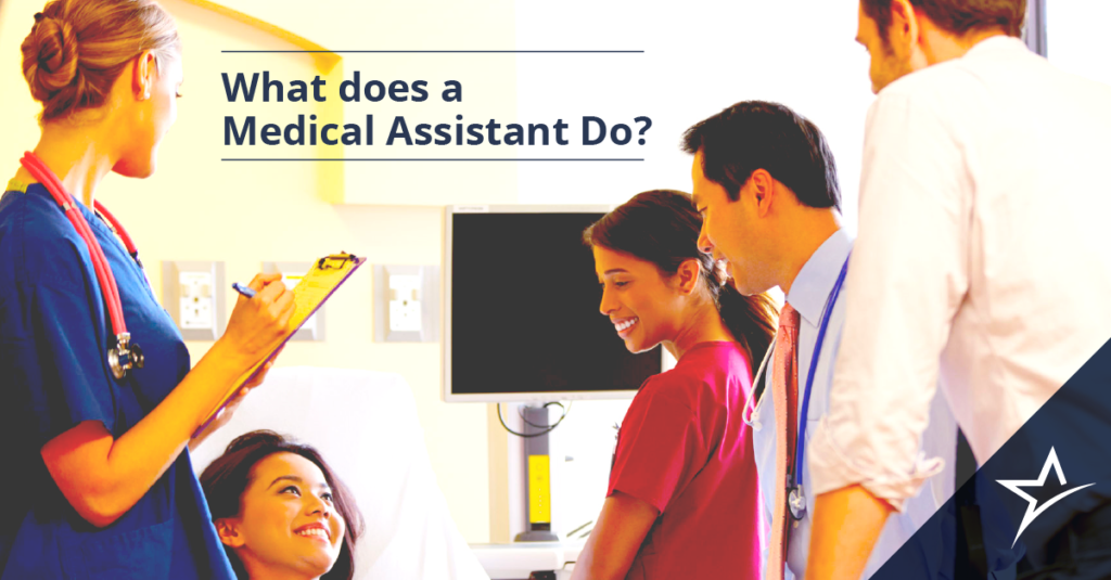 what does a medical assistant do