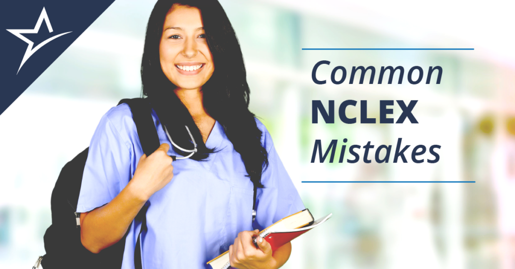 How to avoid common mistakes on the NCLEX