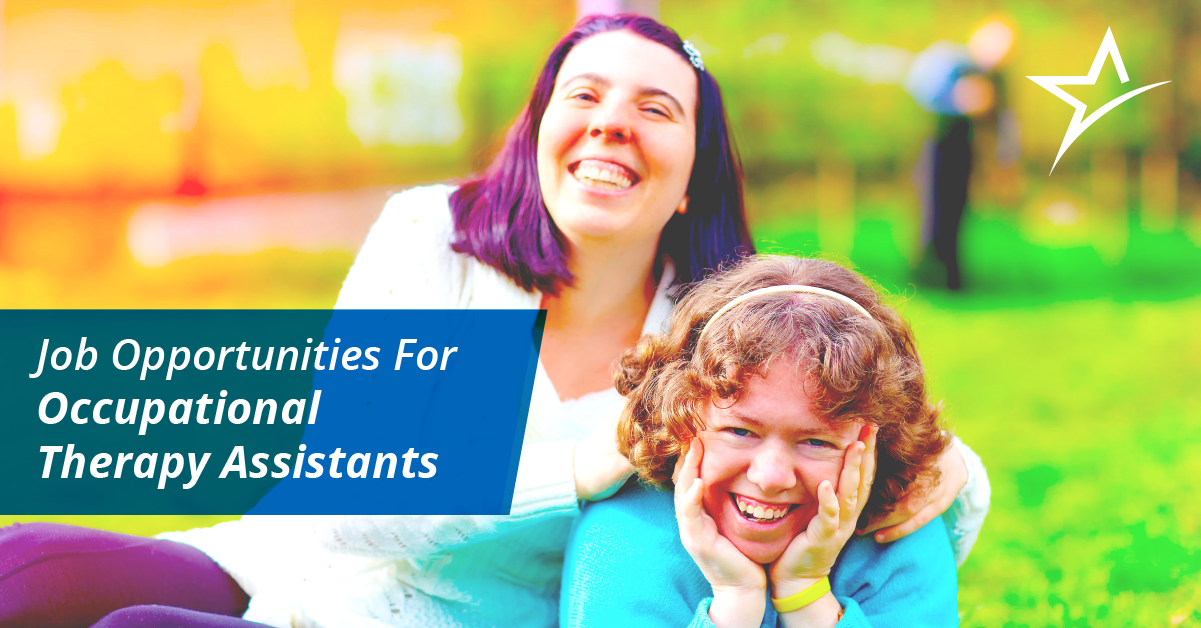 Job Opportunities For Occupational Therapy Assistants