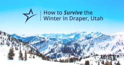 Winter is long and cold in Draper, Utah, but that doesn't mean our students need to hibernate! Try these fun local activities to survive the winter.