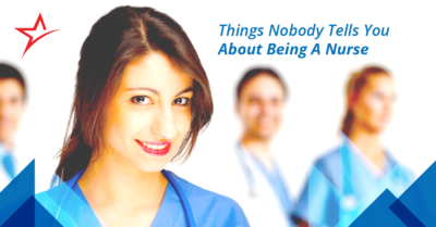 Things nobody tells you about being a nurse