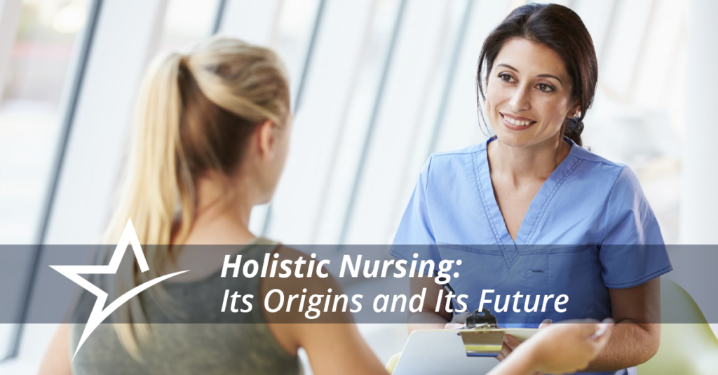 At Ameritech, nursing students develop a keen understanding of how holistic approaches can help them give the best care possible.