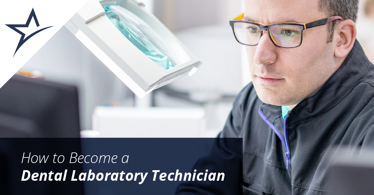 How To Become A Dental Lab Technician Ameritech College