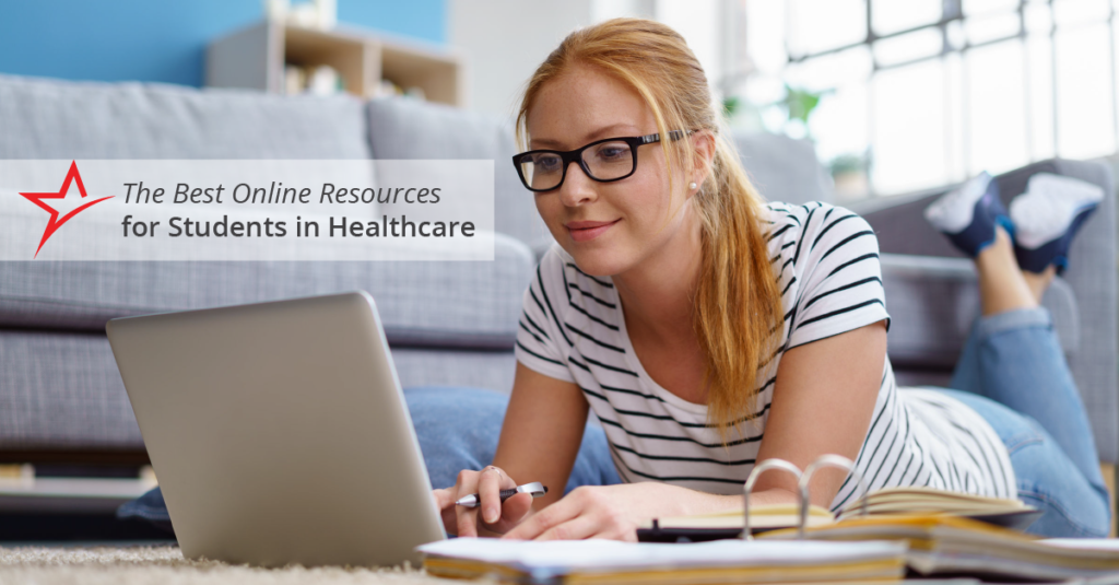 Being a healthcare student can be daunting. Here are 7 websites to help you out.