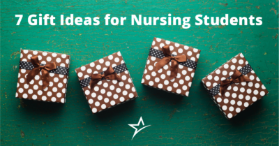 Nurses and nursing students give a lot. Here are seven things you can give to them.