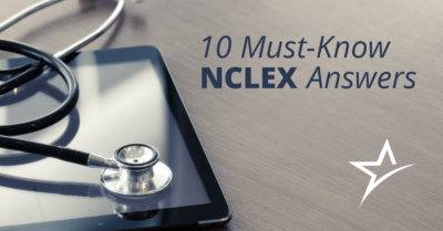 No two NCLEX tests are the same, but you can still prepare by knowing these 10 essential types of questions.