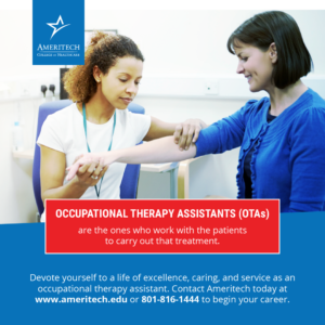2017 5 31 What is an Occupational Therapy Assistant Infogram 1
