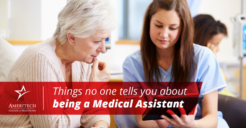 Medical assistants encounter an assortment of challenges every day. Here are a few things no one tells you about being an MA.