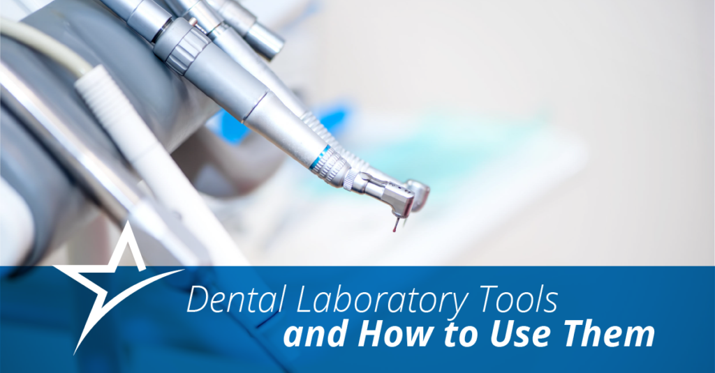 Dental laboratory tools can look bewildering, but each has a specific, necessary task they are designed for.