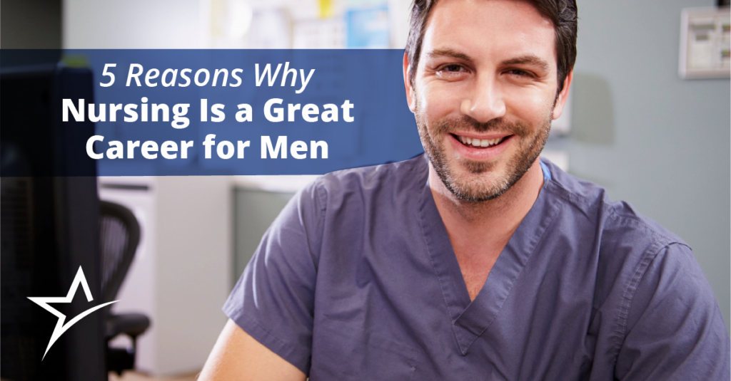6 Reasons To Consider Working As A Male Nurse