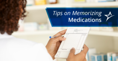 As a healthcare student, you'll have to memorize dozens of medications. Here's how to do that more efficiently.