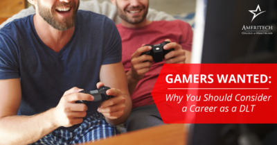 Being a DLT means you have to build to precise outcomes, use specialized tools, and optimize — just like a gamer does.