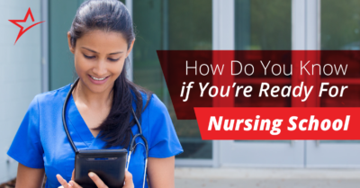 Are you thinking about going to nursing school? This is how you know you're ready.