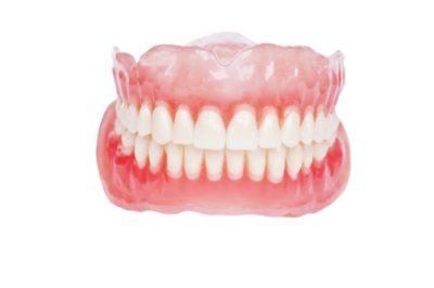 Dentures are among the most recognizable dental prosthetics.