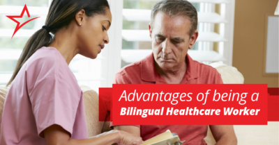 Healthcare in the U.S. needs to serve everyone, and that means bilingual healthcare workers are more important than ever.