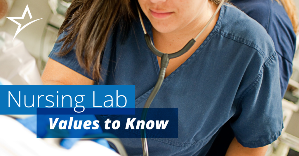 Lab values aren't constant, but knowing generally accepted ranges is essential for passing the NCLEX and for a career as a nurse.