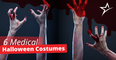 It's October! Here's a roundup of our favorite healthcare-inspired halloween costumes.