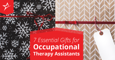 If you're wondering what to give an occupational therapy assistant, take a look at these OT gift ideas!