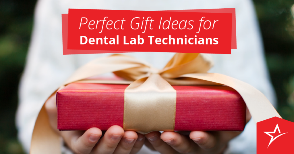 Do you have a crafty, creative Dental Laboratory Technician on your list? Here's what to give them.