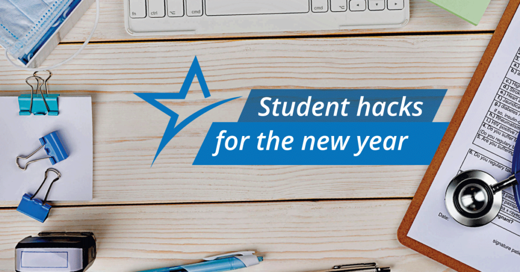 Set yourself up for success in 2018 with some life hacks and tips to foster success in life and school.