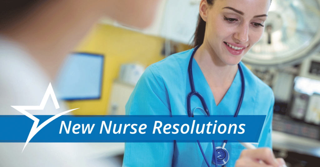 A new year is on the way. Get ready for 2018 with these resolutions for nurses!