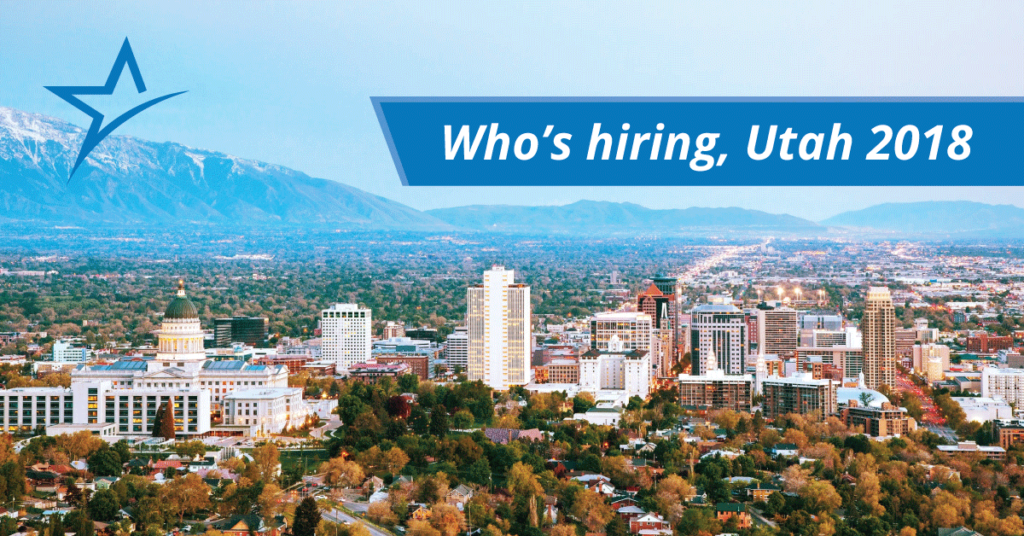 After you finish your last test, it's time to look for a healthcare job. Find out who's hiring in Utah.