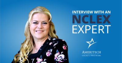 Interview With An Nclex Expert Ameritech College Of