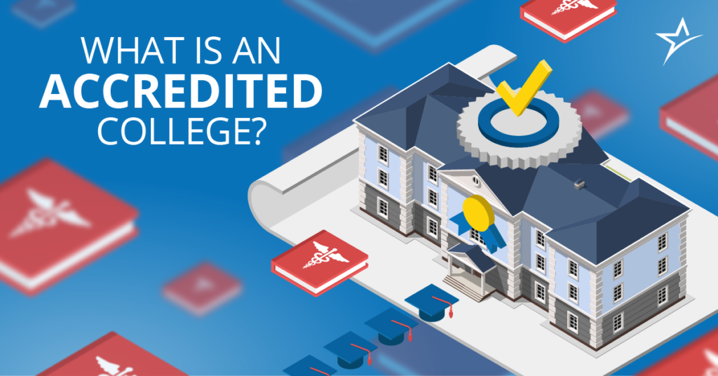 "You might see the word ""accredited"" pop up a lot in your search for colleges. This is what that actually means."