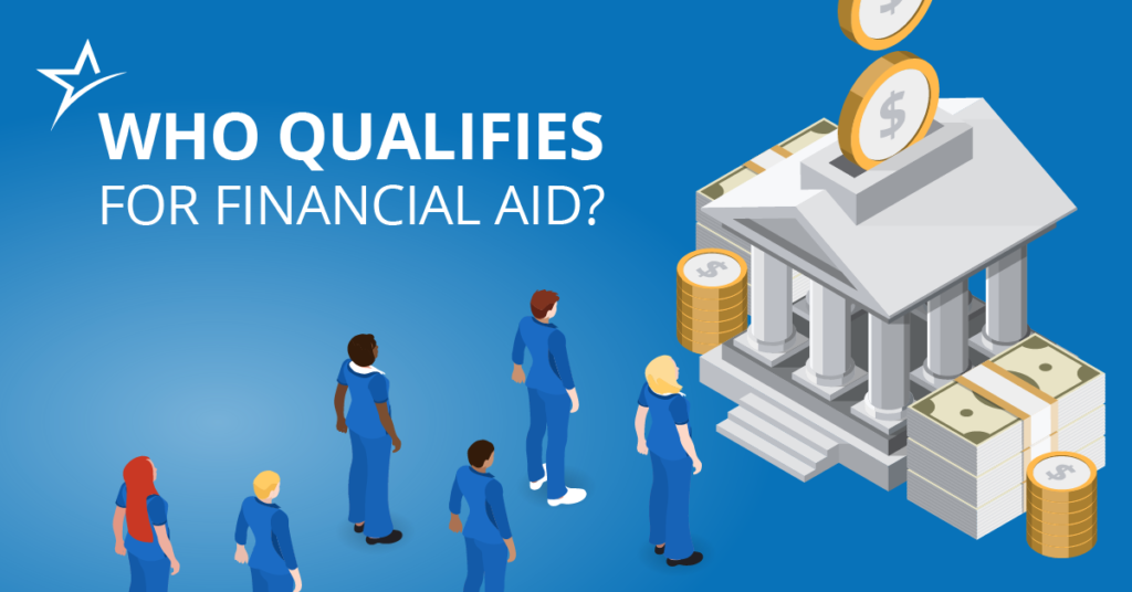 Student loans and other financial aid are a universal necessity for college students. This is how you qualify for them.