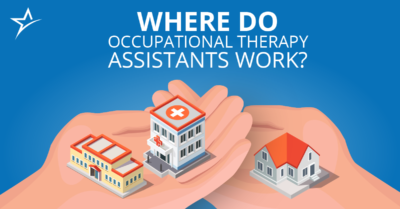 Occupational therapy assistants work with clients of all types and in various environments. Learn where being an OTA can take you.
