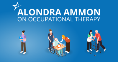 See how Alondra Ammon defines what Occupational Therapy is, and what it means to devote yourself to the profession.