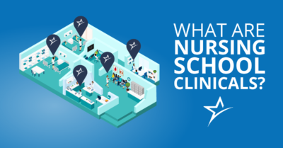 Find out what two experts have to say about clinicals, one of the hardest and most rewarding parts of nursing school.