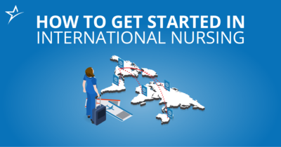 Nursing is universal but licences aren't. Find out how to work beyond your borders.