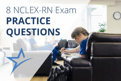NCLEX RN Exam Practice Questions Featured Image