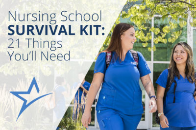 Nursing School Survival Kit Featured 1