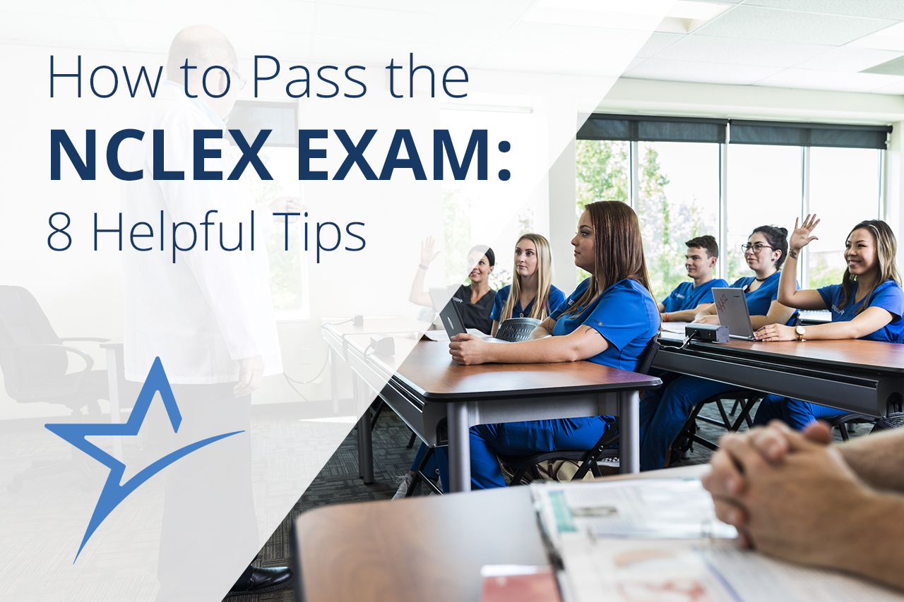 How to Pass the NCLEX-RN Exam: 8 Helpful Tips | Ameritech